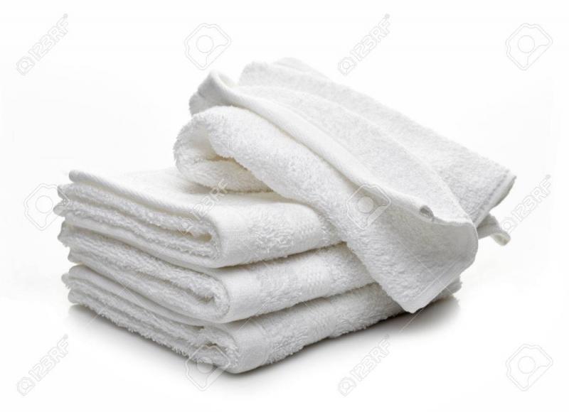 Serviettes éponge 45x90cm 100% COTON